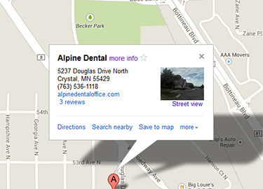 alpine-dental-office-location-map